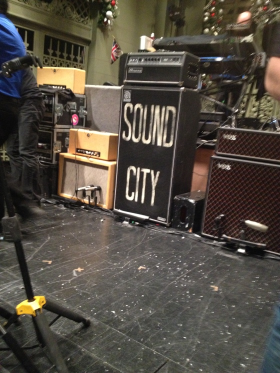 Couldn't be more excited for Sound City!