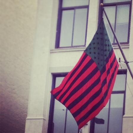 harlem flag